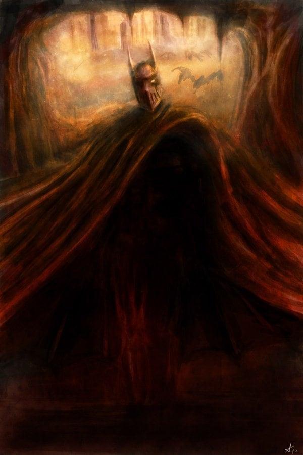 13 - Nightmare Batman