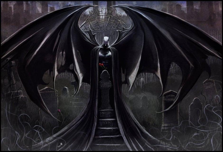 20 - Avenging Angel Batman