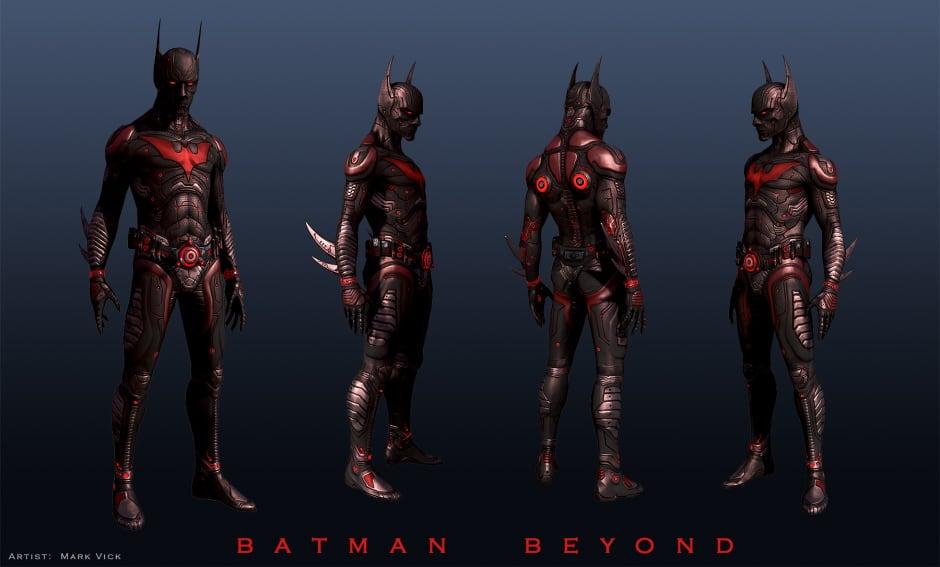 28 - Batman Beyond