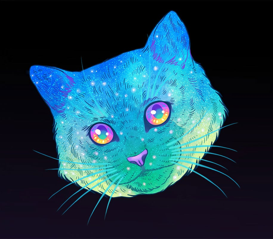 colorful-space-felines-galactic-cats-jen-bartel-4