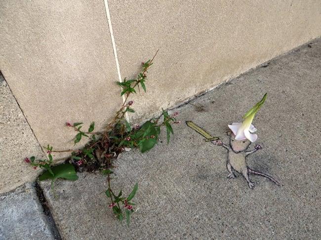 mice street art