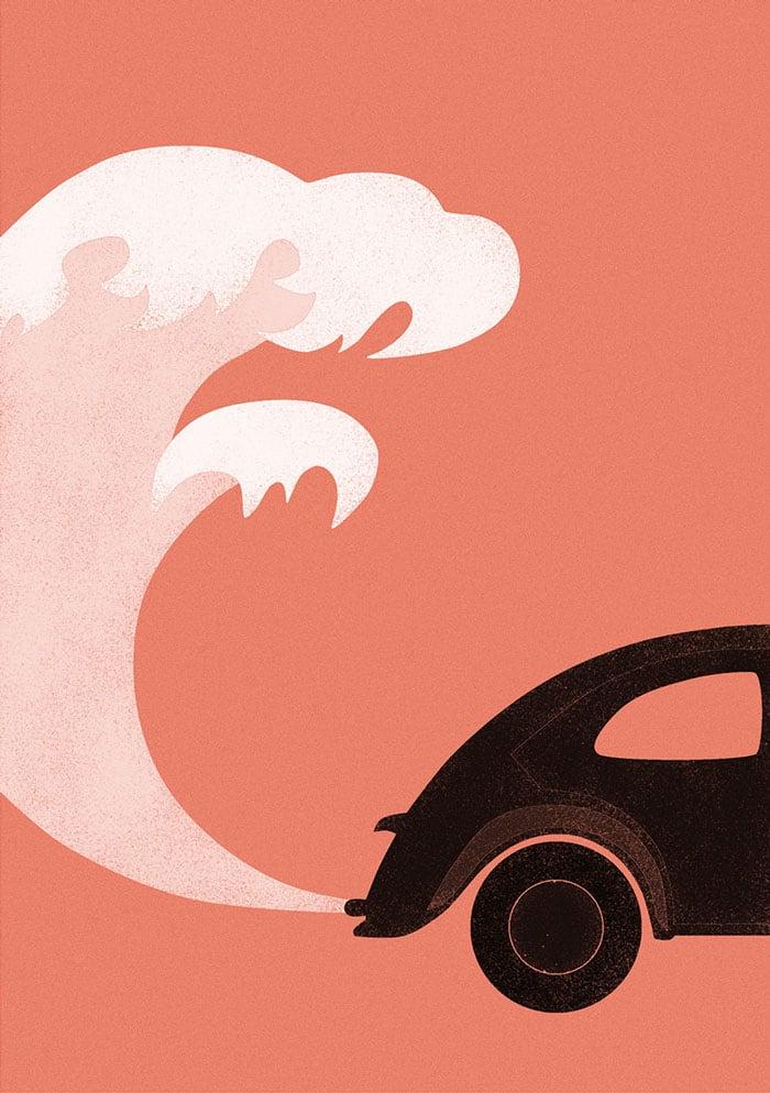 minimalistic-illustrations-daily-habits-killing-our-planet-egle-plytnikaite-lithuania-5