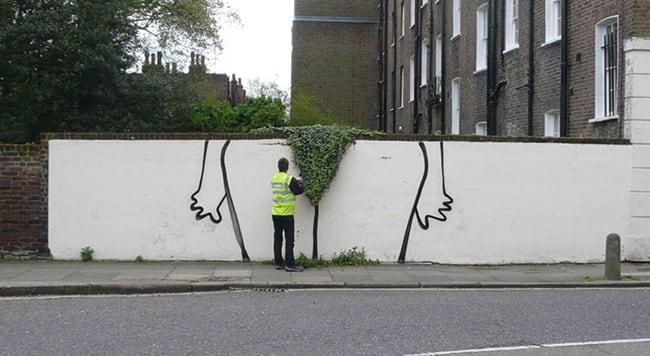 sex street art