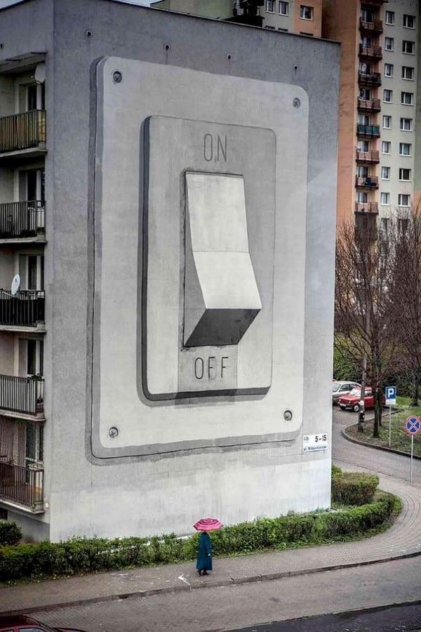 switch street art