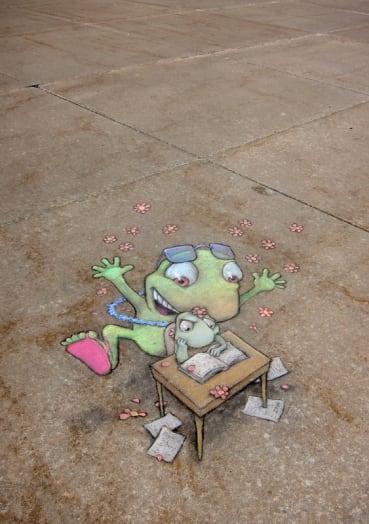 turtle street art(1)