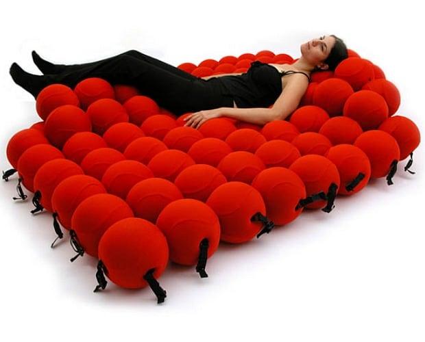 Amazing flat pack sofa