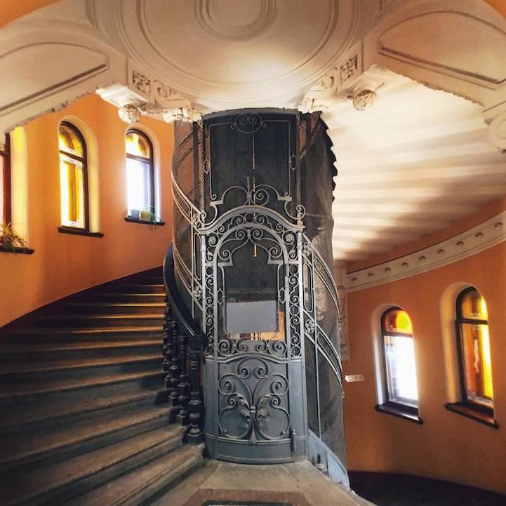The Dwelling House of Grigoriy Eliseev