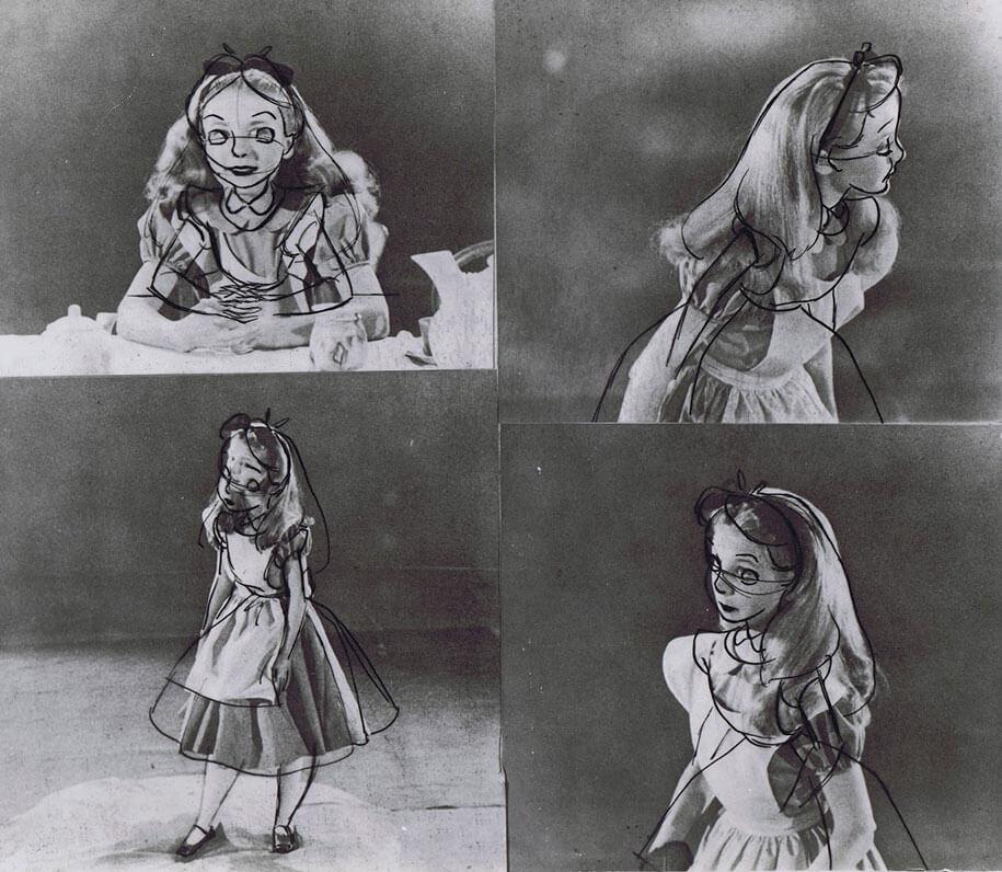 alice-in-wonderland-behind-the-scenes-animators-kathryn-beaumont-888