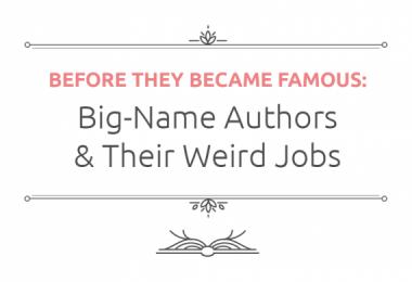 famous writers weird jobs