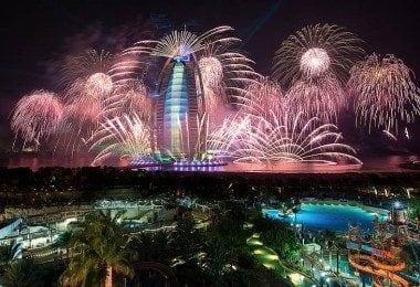 Exhilarating New Year's Eve at Dubai, Dubai trip, honeymoon plan at dubai, Dubai holiday packages