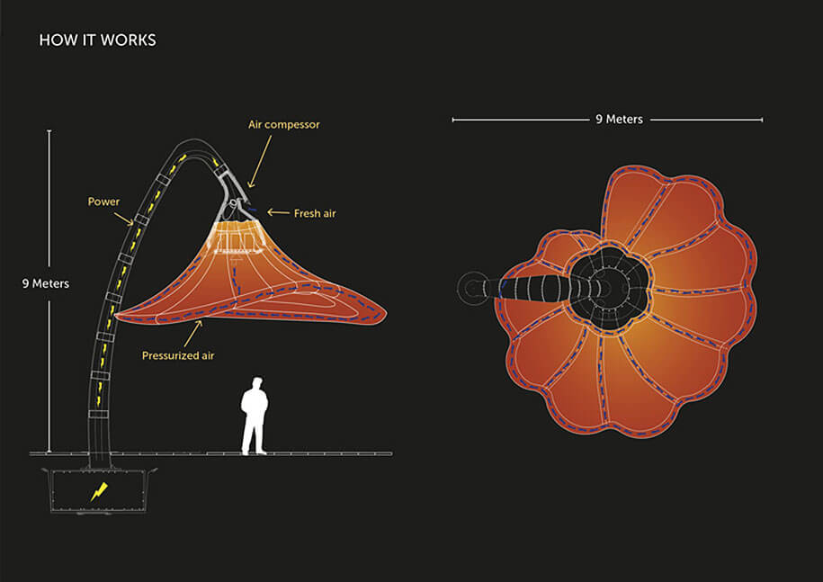 motion-activated-inflating-flowers-warde-hq-architects-jerusalem-6