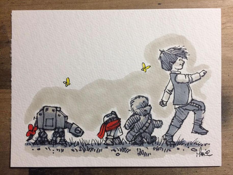 star-wars-winnie-the-pooh-james-hance-fy-5