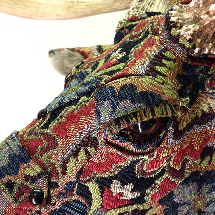 upholstery-animal-head-wall-mounts-fy-11