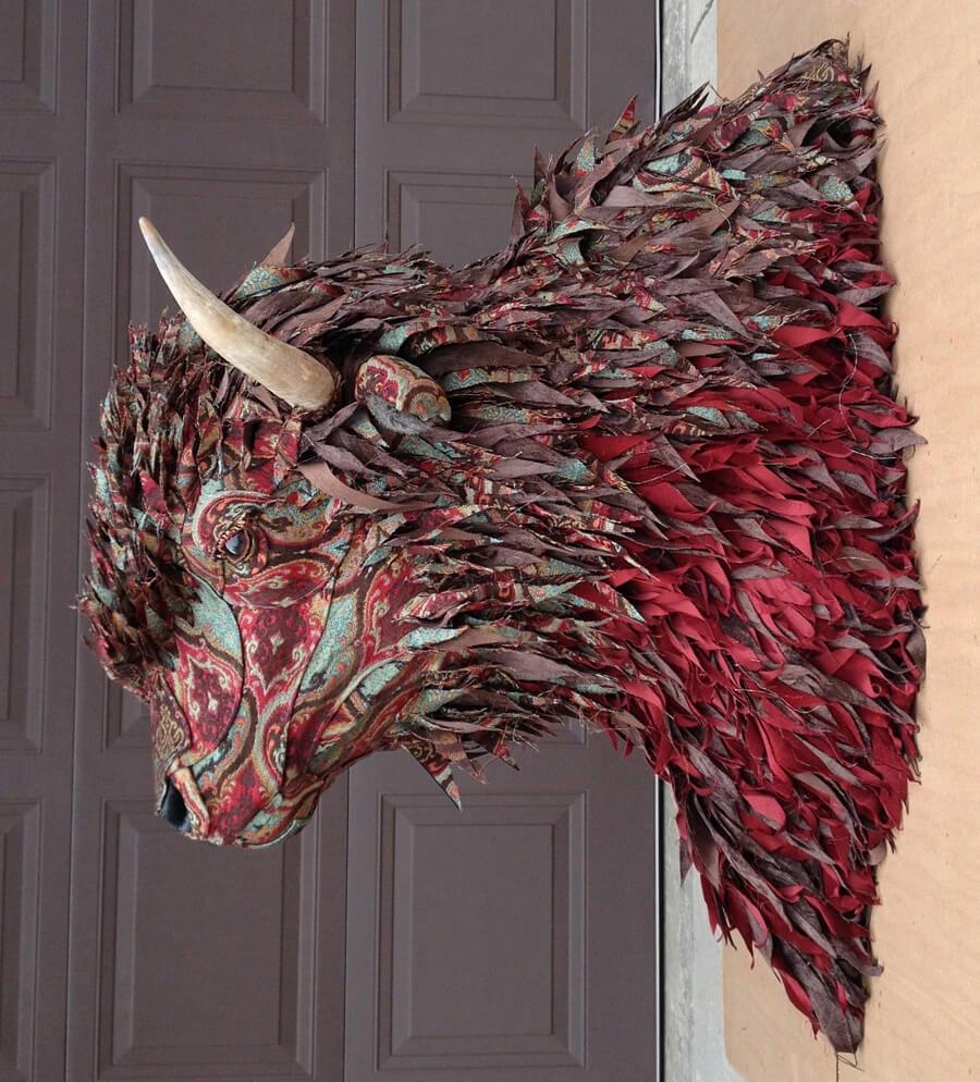 upholstery-animal-head-wall-mounts-fy-3