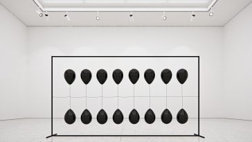Black Balloons by Tadao Cern Yellowtrace 02