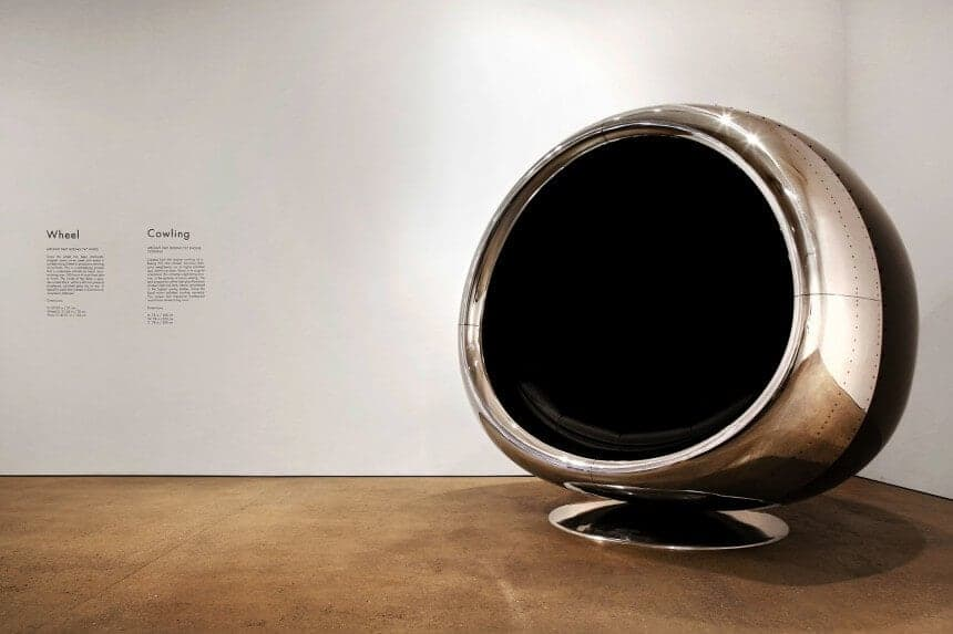 boeing 737 engine cowling chair fy 2 1