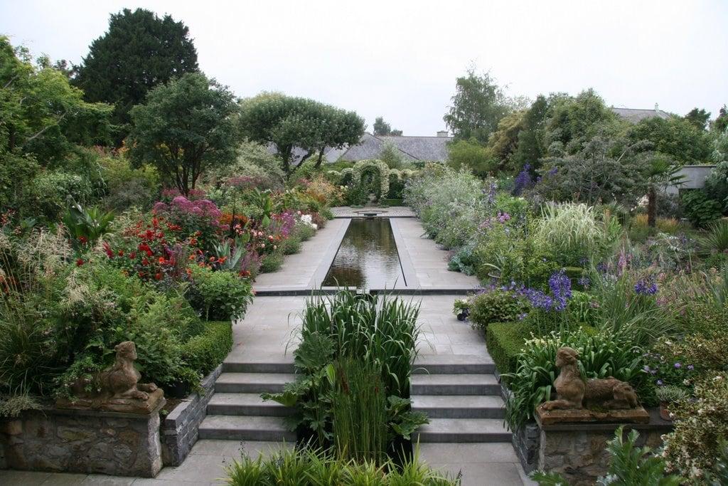 Helen Dillon Garden Dublin