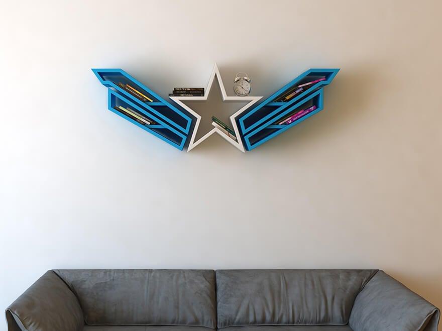 superhero-bookshelves-burak-dogan-2