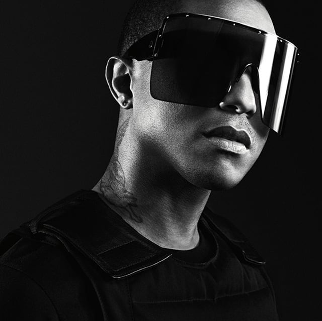 01 Moncler Lunettes Pharrell Williams Glasses Collection