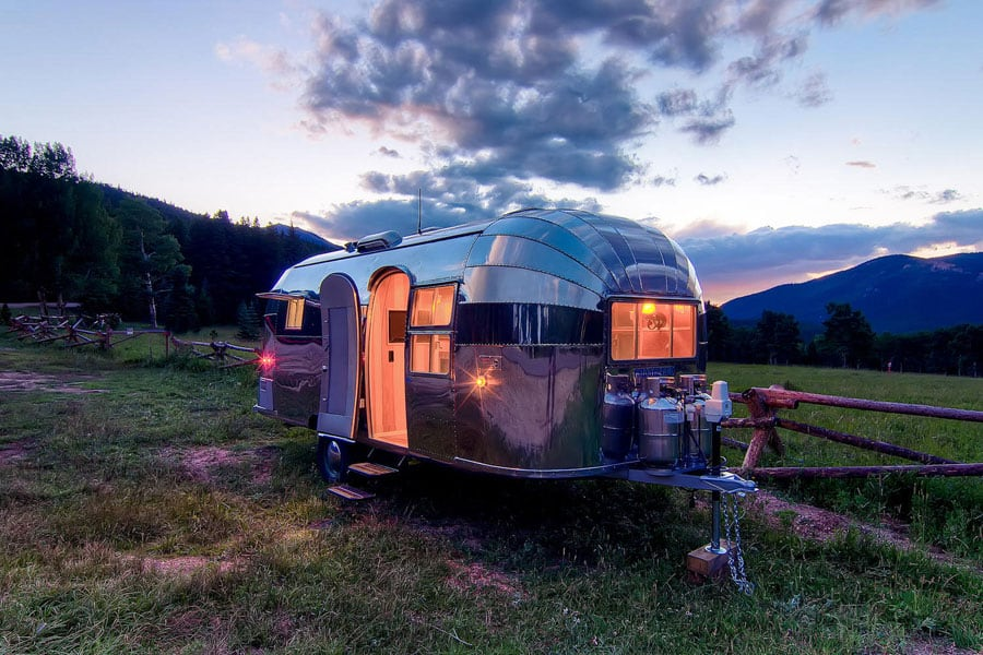 1954 airstream flying cloud 1