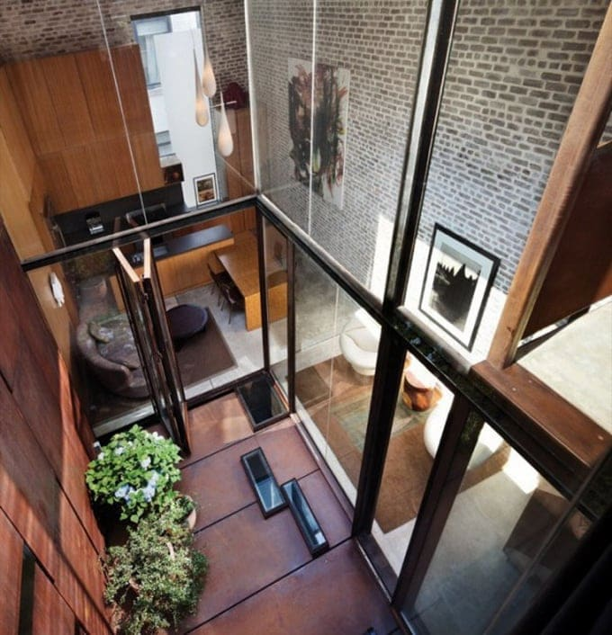 883a8 trendhome inverted warehouse townhouse new york 1