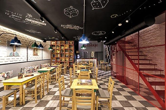 Alaloum Cafe Triopton 01