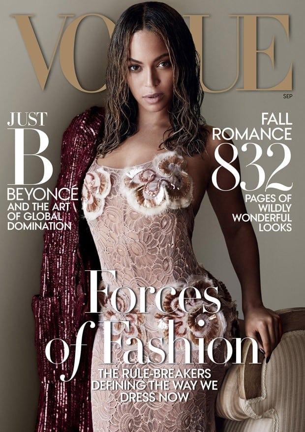Beyonce American Vogue September 2015 01