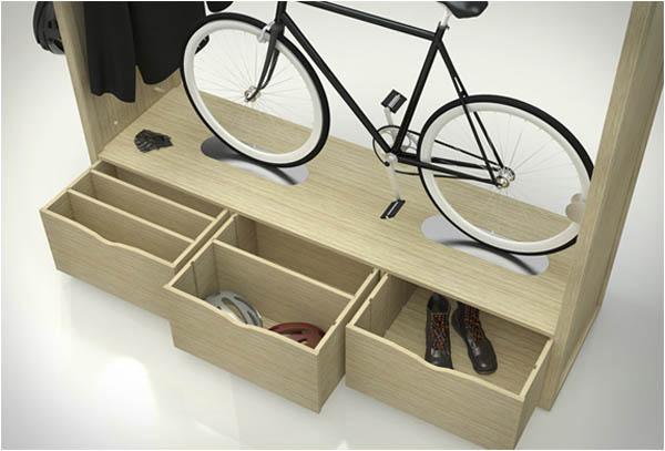 Bike Shelf 4
