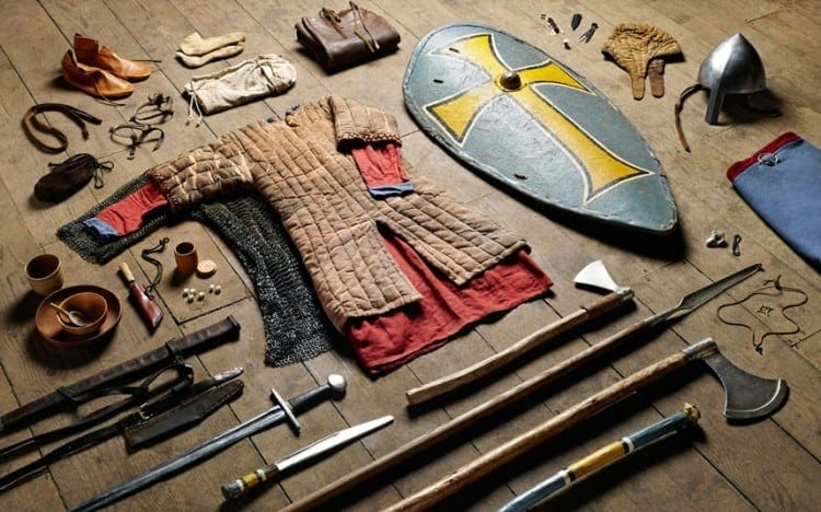 British Soldiers Kits evolution 1