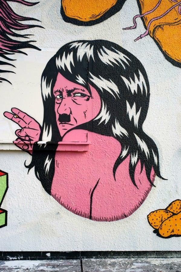 Broken Fingaz Crew Street Art Berlin Germany