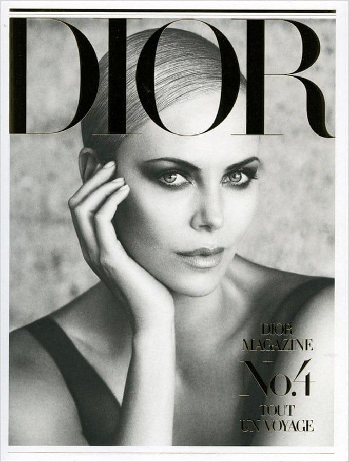 Charlize Theron Dior Magazine Patrick Demarchelier 01
