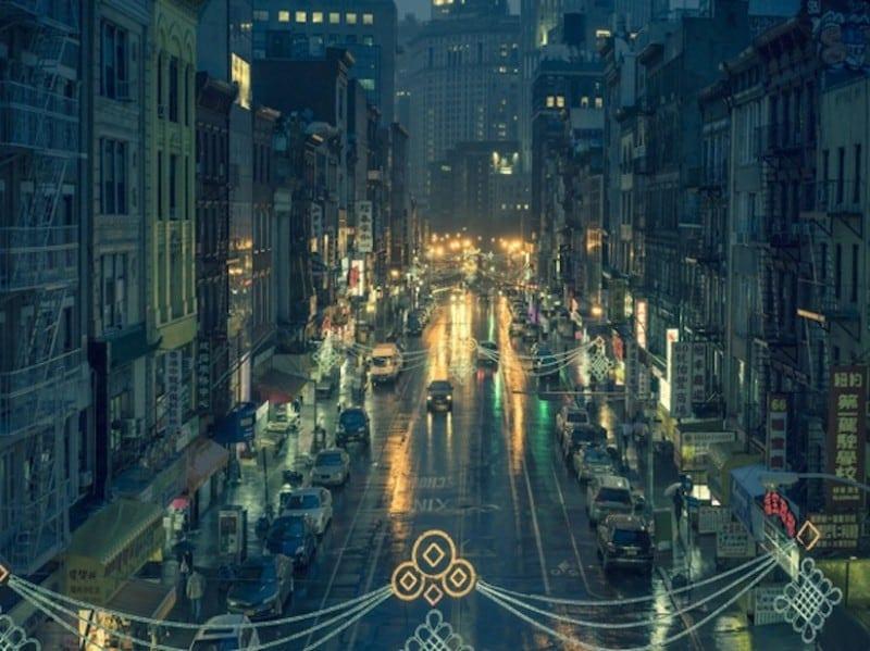 Chinatown by Franck Bohbot 2014 01