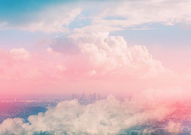 Colorful Los Angeles Dreamscapes 0