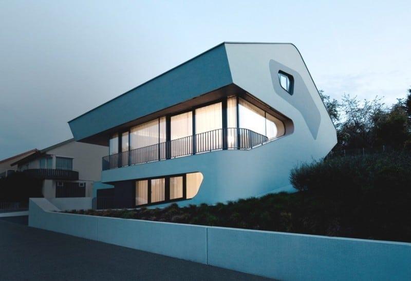 Contemporary Architectural Design Stuttgart Germany 15