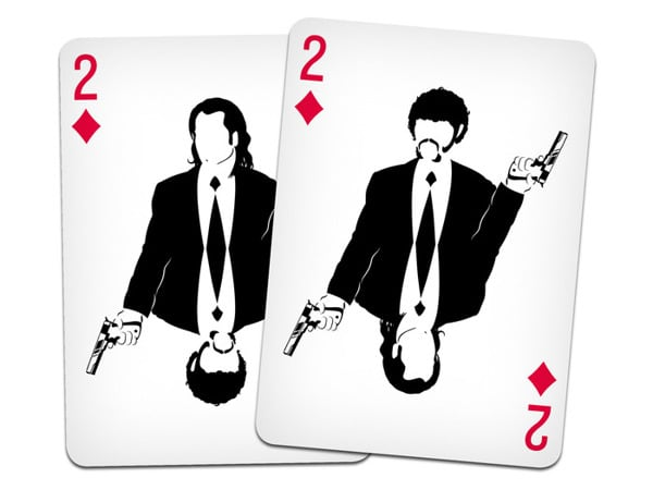 Cult Movie Cards An Illustrated Movie Themed Deck Of Playing Cards 2014 01