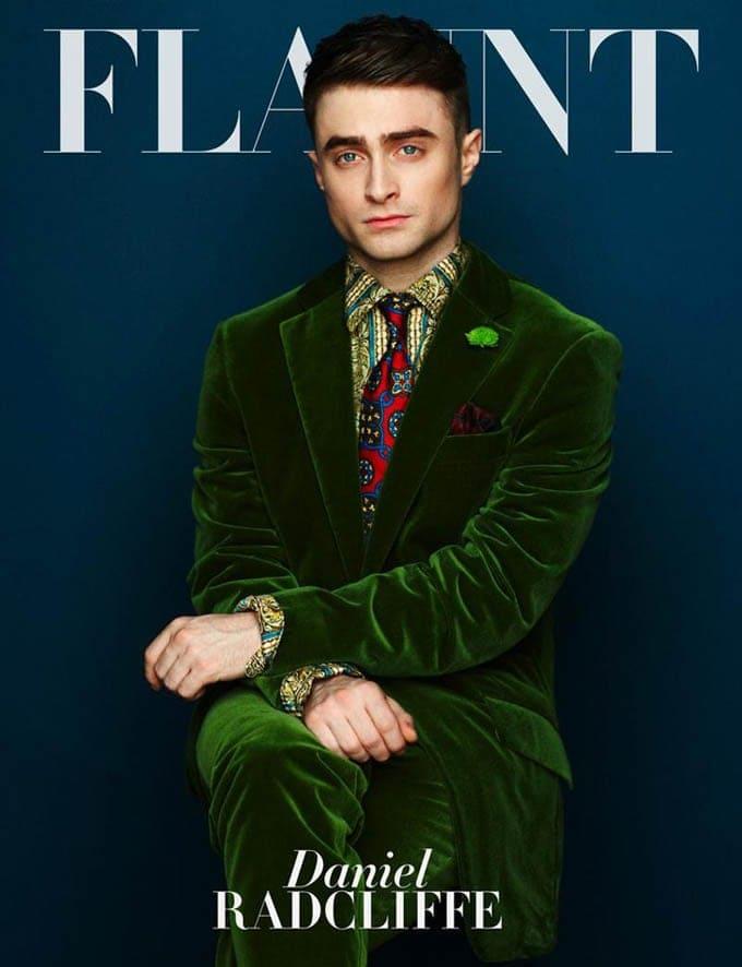 Daniel Radcliffe Flaunt Adam Whitehead 01