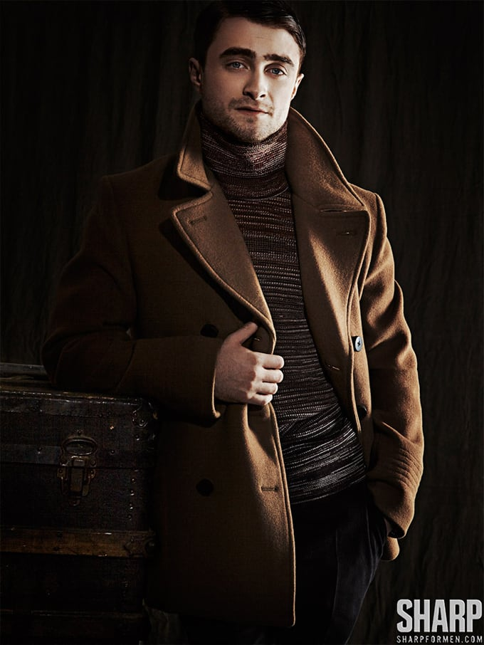 Daniel Radcliffe SHARP Matthew Lyn 01