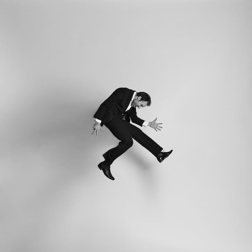 Energetic Black And White Portraits Of People Captured In Mid Jump 2014 01