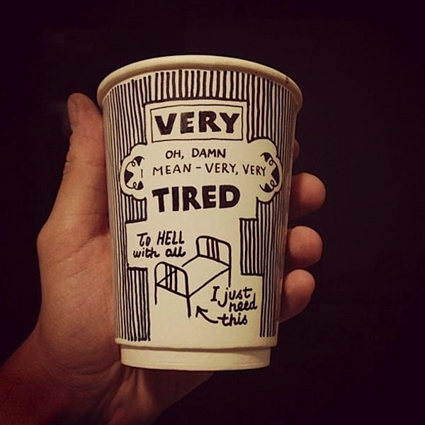 Fake Coffee Branding by Illarion Gordon 2014 01