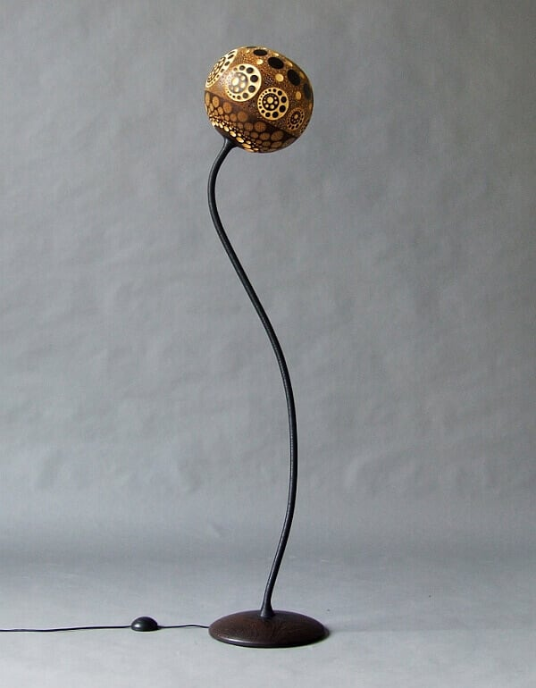 Floor lamp I Florescence D1 1