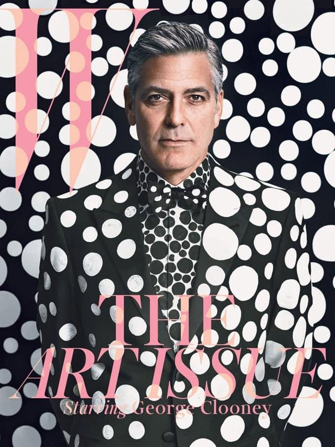 George Clooney W Magazine Emma Summerton 01