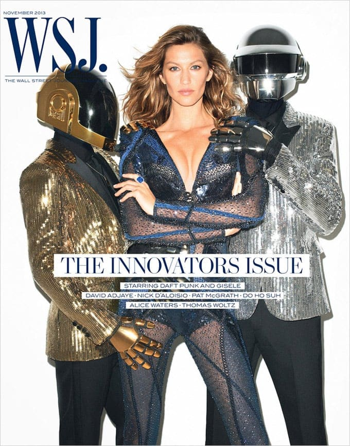 Gisele Bundchen WSJ Terry Richardson 01