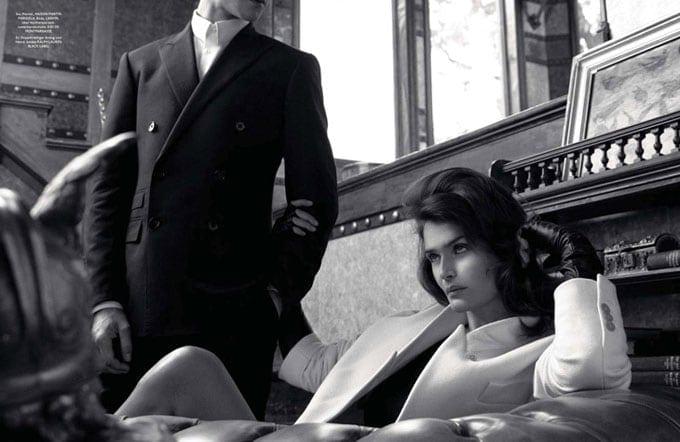 Helena Christensen GQ Style Germany 05