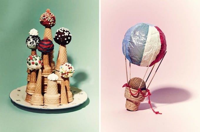 Ice Cream Sculptures  6