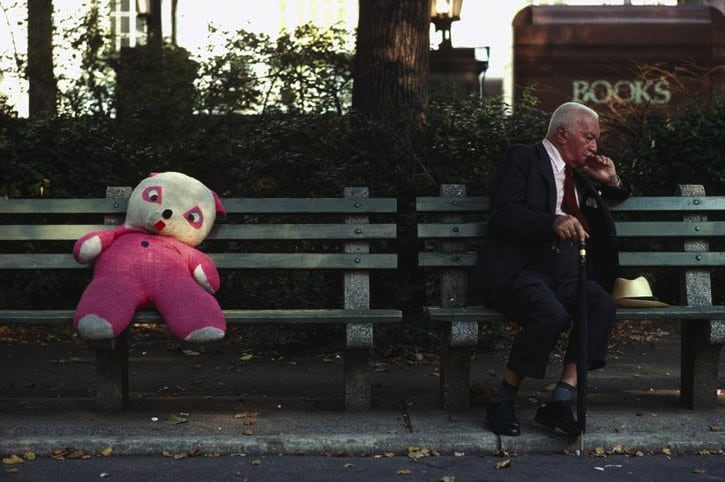 Images of New York City In 1983 by Photographer Thomas Hoepker 2014 01