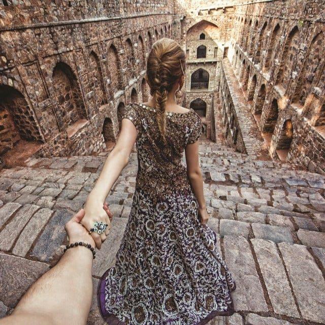 Indian Bride Follow Me Murad Osmann 8