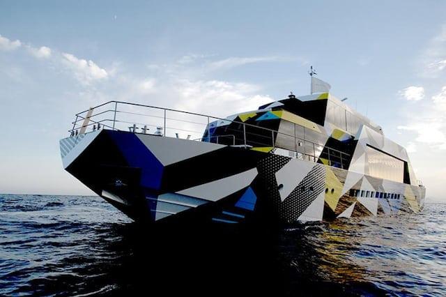 Jeff Koons Mega Yacht Guilty 01