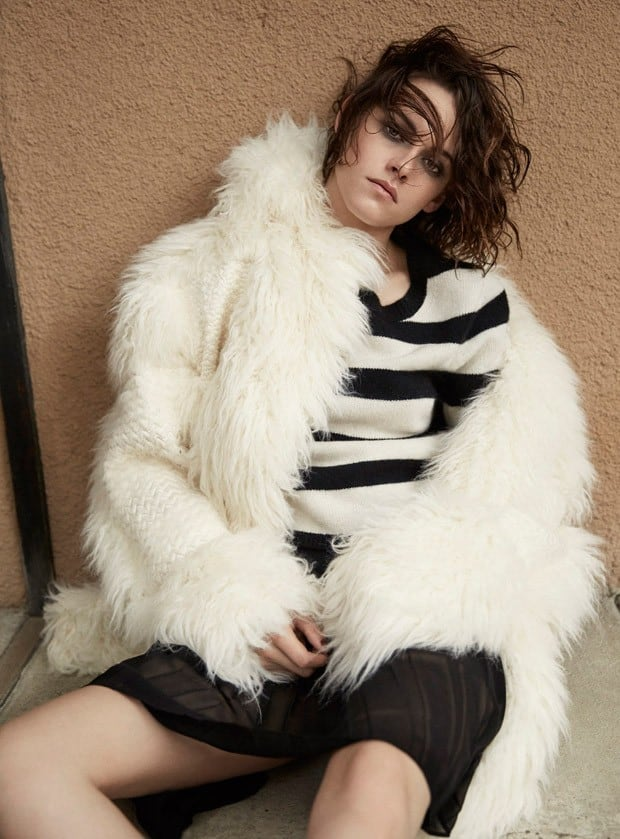 Kristen Stewart Elle Magazine Kai Z Feng 02