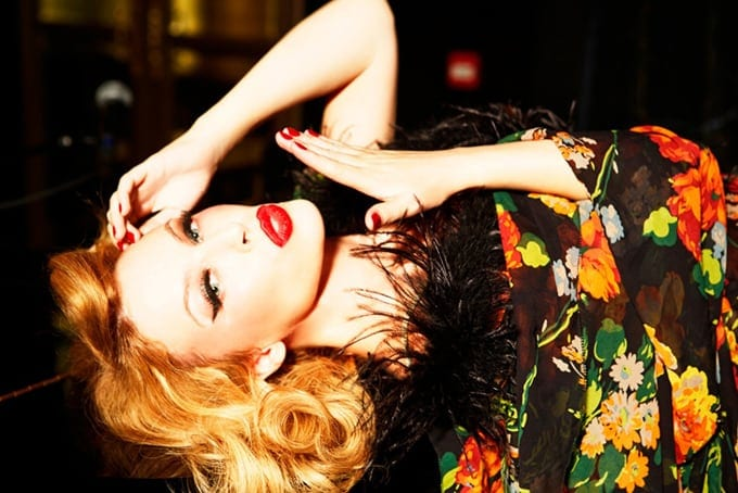 Kylie Minogue Ellen Von Unwerth GQ Germany 09