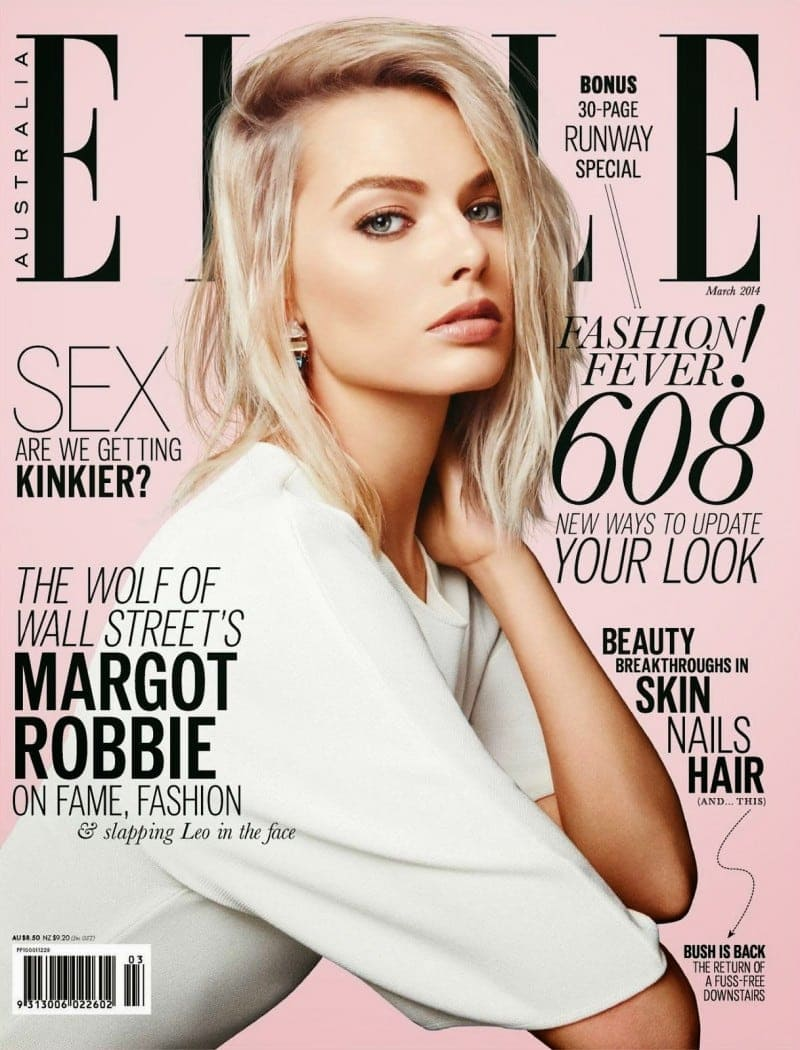 Margot Robbie Elle Magazine Australia March 2014 004
